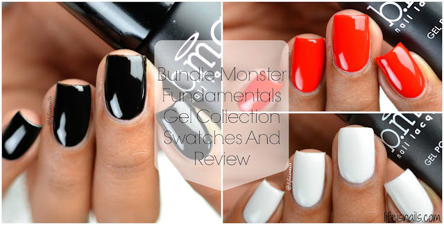 Bundle monster Fundamentals gel collection