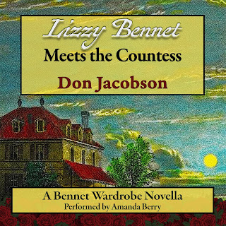 Book cover: Lizzy Bennet Meets the Countess by Don Jacobson