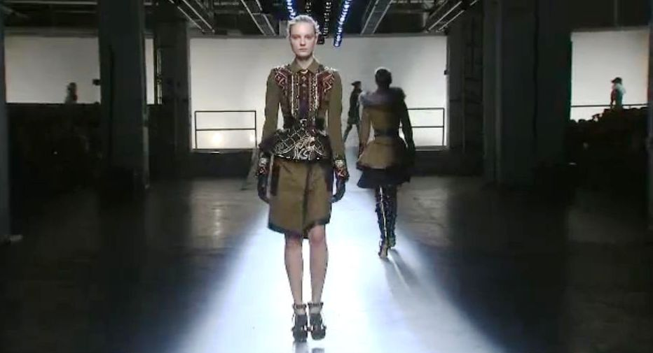 prabal gurung_fall_13_nfw_regiment