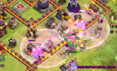 Clash Of Clans Update Mei 2016 Pasukan Baru