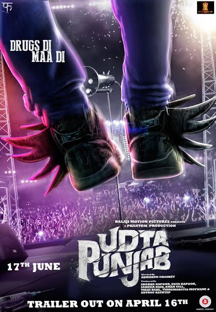 Udta Punjab Poster , Udta Punjab Alia Bhatt, Udta Punjab Poster Shahid Kapoor