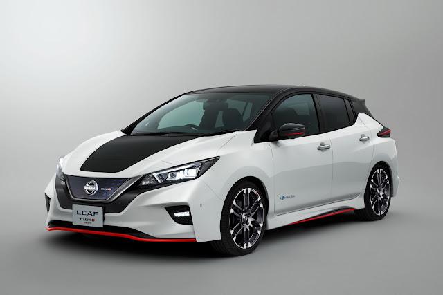 2017 Nissan Leaf Nismo Concept - #Nissan #Leaf #Nismo #Concept #tuning