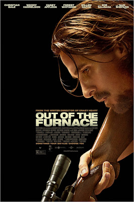 Poster Of Out of the Furnace (2013) In Hindi English Dual Audio 300MB Compressed Small Size Pc Movie Free Download Only At worldfree4u.com