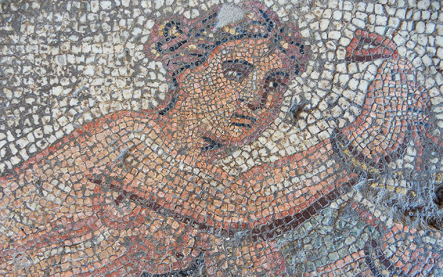 'Majestic' Roman villa discovered in Amyntaio, Northern Greece