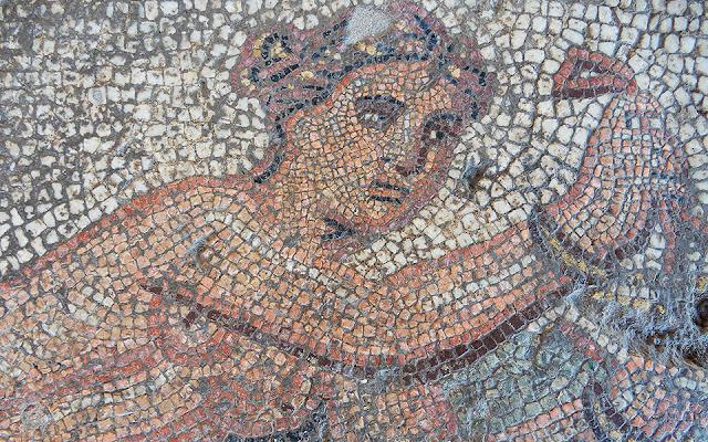'Majestic' Roman villa discovered in Amyntaio, Northern Greece