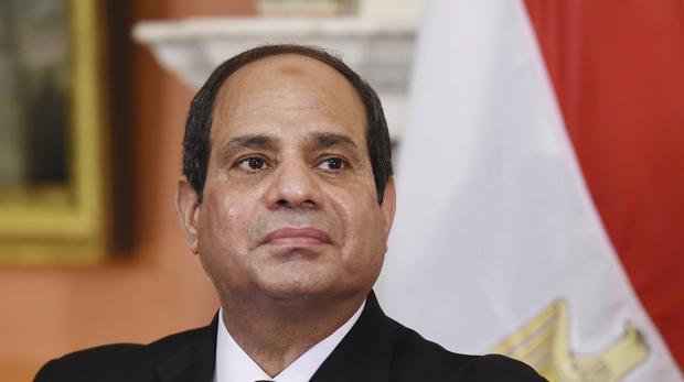 Egito negou relatos da mídia árabe, alegando que o Cairo tinha presença militar na Síria