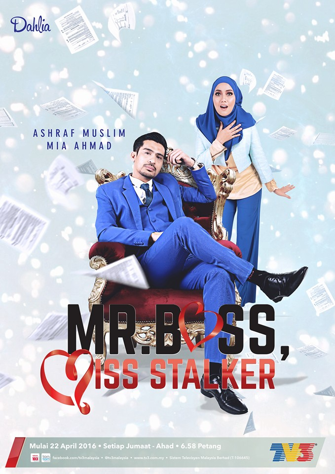 Mr Boss Miss Stalker