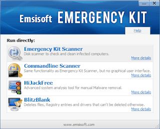 مجموعة, أدوات, لحذف, جميع, انواع, الفيروسات, والتخلص, منها, Emsisoft ,Emergency ,Kit, اخر, اصدار