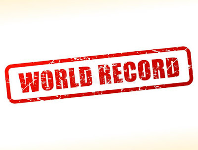top 10 world records in the world