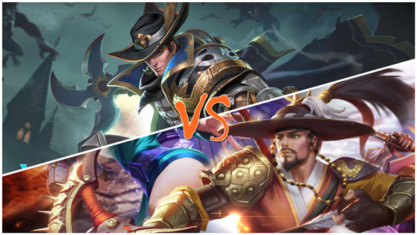 Mobile Arena VS Mobile Legends