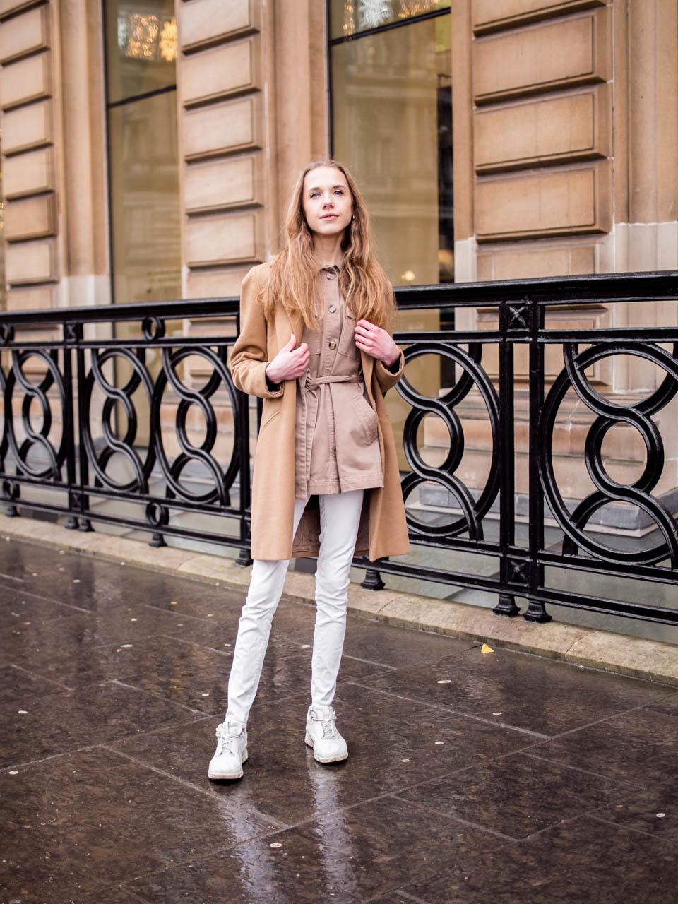 White denim inspiration - Valkoiset farkut, muoti, tyyli, inspiraatio. bloggaaja
