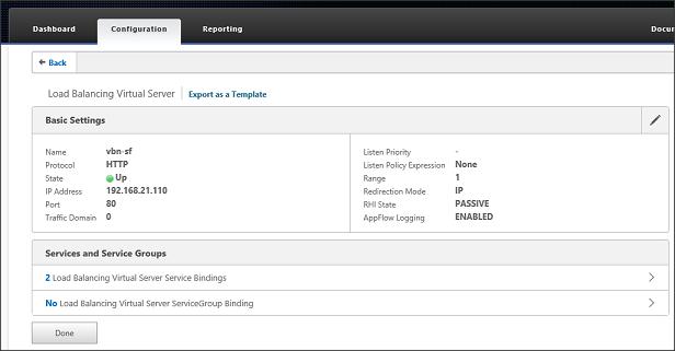Free Fault Tolerant Load Balancing using Citrix NetScaler Express
