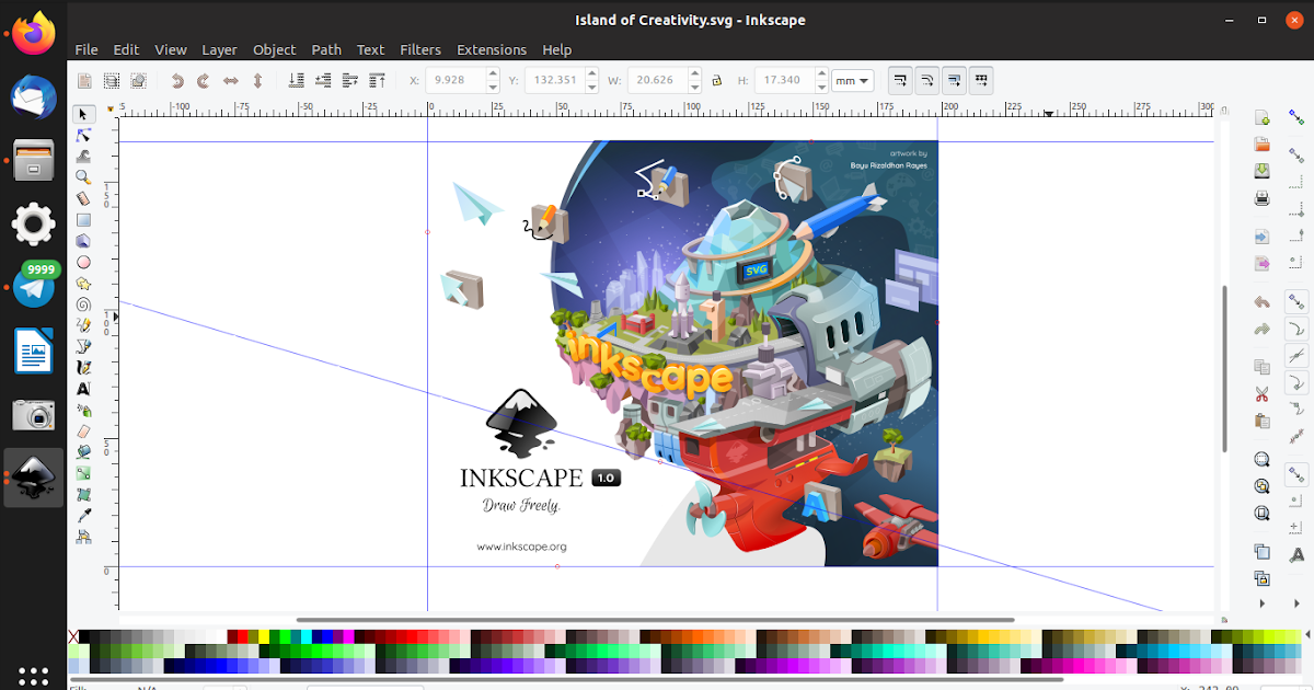 Introducing Inkscape