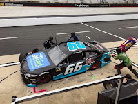 Chad Finchum - #NASCAR My Bariatric Solutions 300 - #66