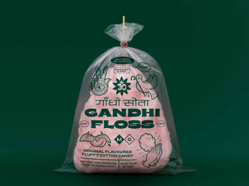 Gandhi Floss