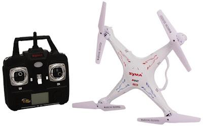 drone Syma X5C-1 Quadcopter