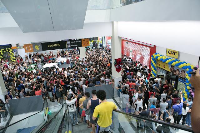 JK Shopping recebe Black Friday com programação cultural