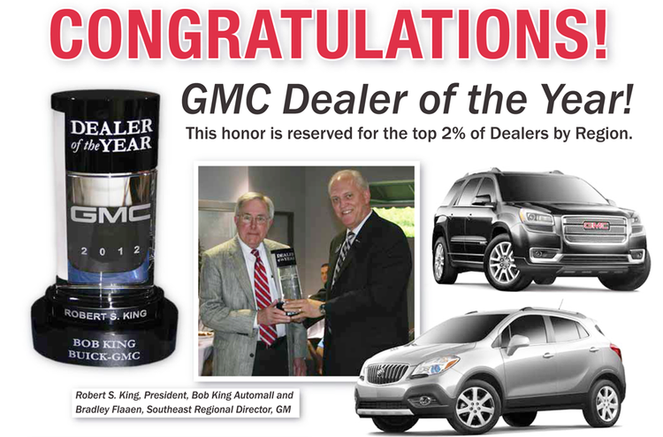 Bob King Gmc >> The Weather Up Here Rp Bob King Buick Gmc Most Professionally