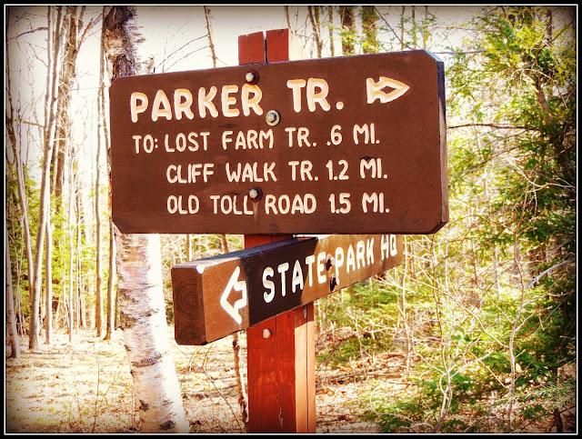 Senderos del Monadnock State Park (NH)