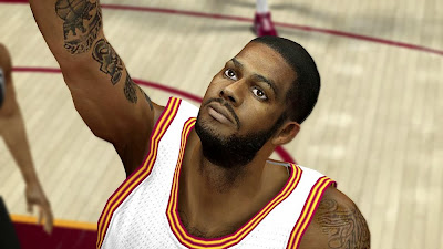 2K Realistic Face Texture HD Earl Clark Patch