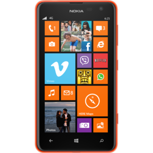 Nokia Lumia 625 receives Windows Phone 8.1 with Lumia Cyan