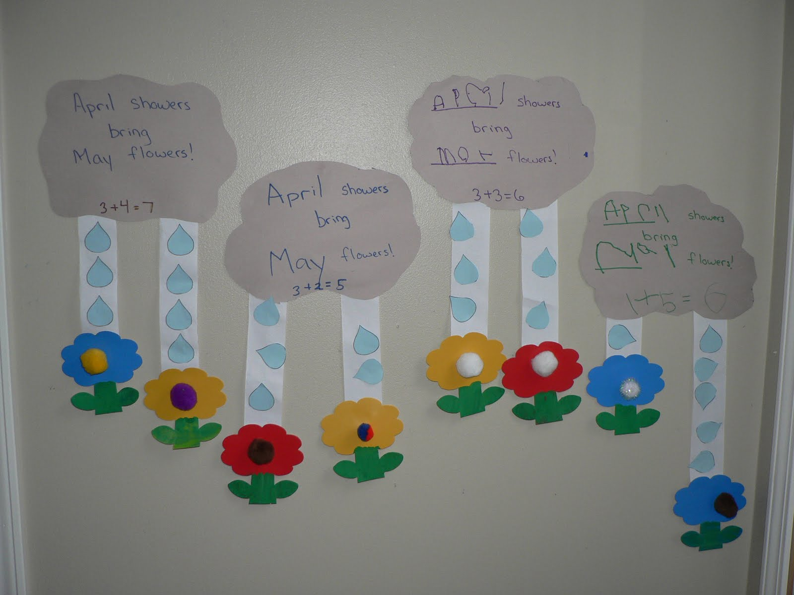 Play N Learn April Showers Bring May Flowers Ii