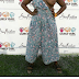Just Because She Survived Cancer, See what this LAdy Wore to An Event [photo]