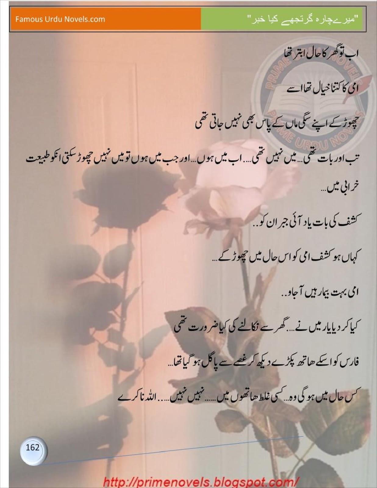 Summary -> Famous Urdu Novels Urdu Novels List