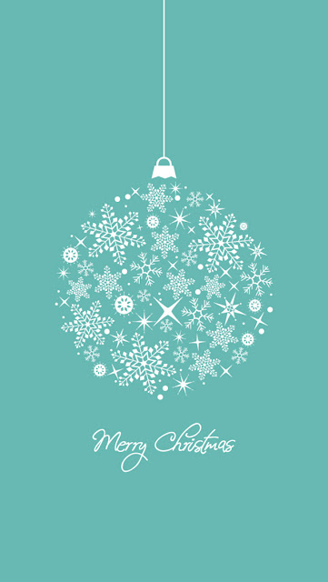 merry christmas wallpaper for iphone 5