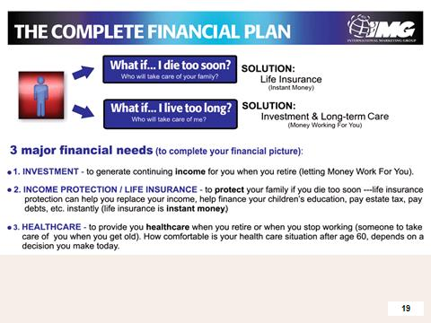 Pinoy Wealth Crusaders The Complete Financial Plan