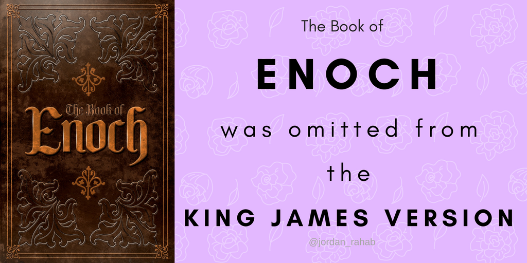 the book of enoch in the bible pdf
