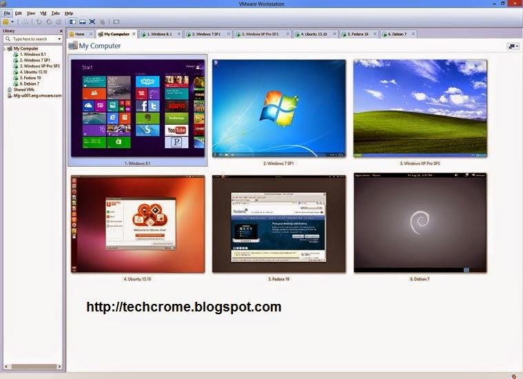 VMware-ScreenShot