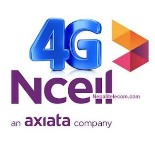 Ncell testing 4G in Kathmandu.