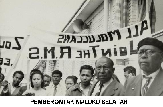 Republik Maluku Selatan (1950-Sekarang) : Sejarah dan Latar Belakang