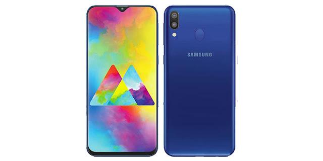 Harga dan Spesifikasi Samsung Galaxy M20 Terbaru 2019