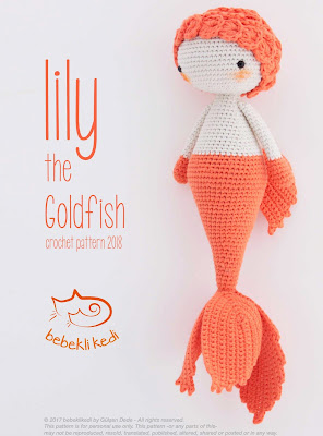 Bebeklikedi: the Goldfish Lili