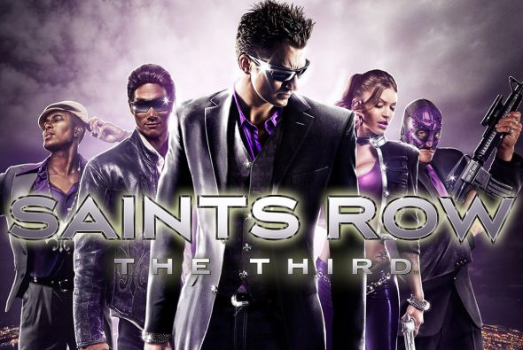 Saints Row: The Third Free Download full version pc game