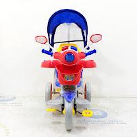 Sepeda Roda Tiga Family F9933T Police Tricycle