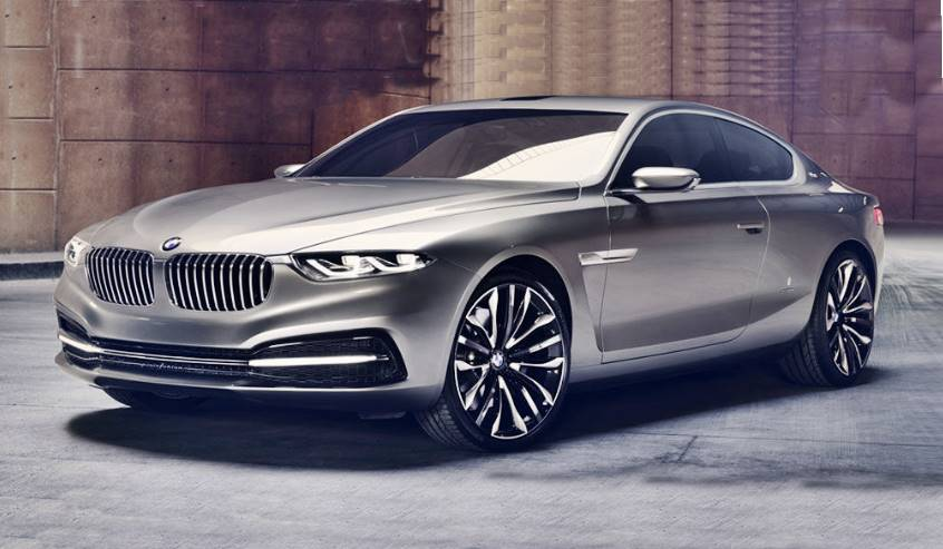 2019 BMW 8Series Specs Price and Release Date  Types cars