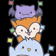 Piki's friends