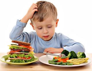 Alimentación genética genómica niños nutrición