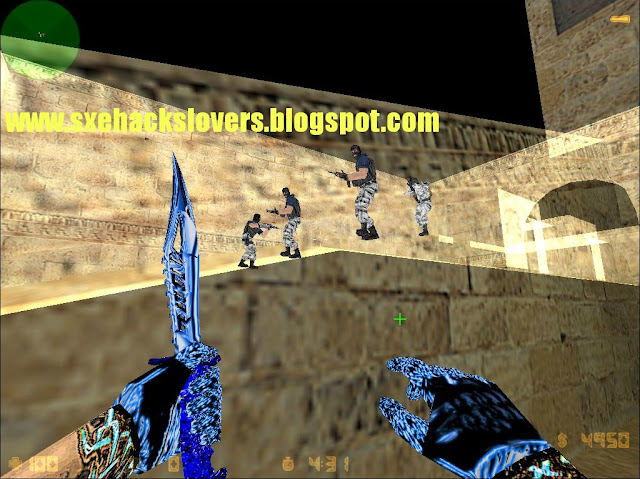 Counter strike 1.6 cheat wallhack