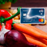 300 zł na zakupy w sklepach Biedronka za wypróbowanie karty Citi Simplicity od Citibanku
