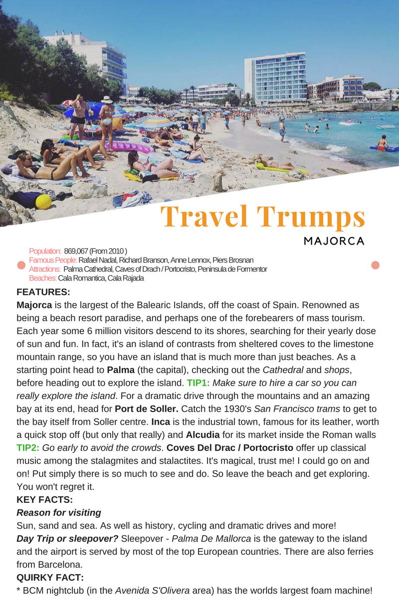 Travel Trumps