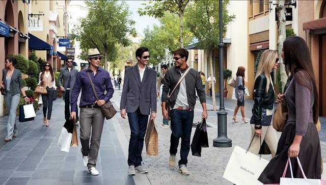 Impostos nas compras em Barcelona