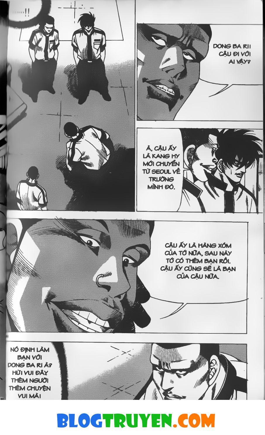 Bitagi - Anh chàng ngổ ngáo chap 244 trang 21