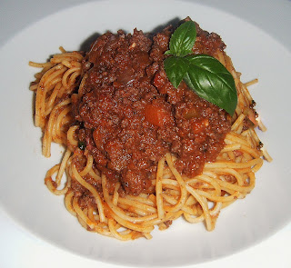 the BEST Ever Spaghetti Bolognese