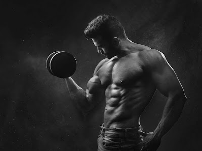 Muscle hypertrophy definition Hypertrophy reps range to build muscles mass