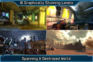 Game shooter dengan grafis yang sangat memukau berkekuatan Unreal engine  Unduh Game Android Gratis EPOCH 2 apk + obb