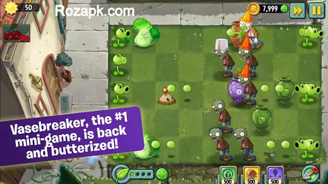 Plants vs. Zombies 2 Apk v4.5.2 Latest Version For Android